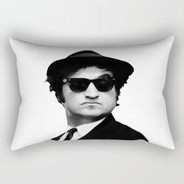 Blues Brother Rectangular Pillow