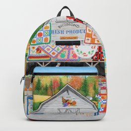 Autumn Quilts Backpack