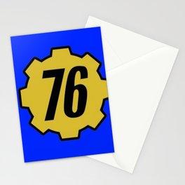 Vault 76 Stationery Cards