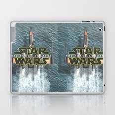 Star / Wars / The Force Awakens Poster V Laptop & iPad Skin