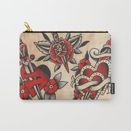 hearts and daggers Carry-All Pouch