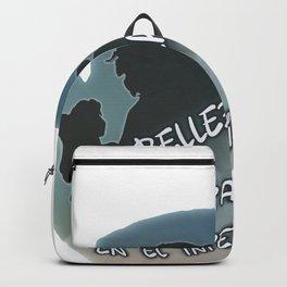 La belleza está en el interior Backpack