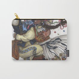 Magnus and Julia Burnsides Carry-All Pouch