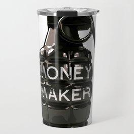 Money Maker Granade Travel Mug