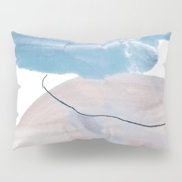 abstract painting VIII Pillow Sham