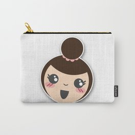 Happy Kim! Carry-All Pouch