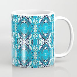 GOTHIC MEDALLIONS ABSTRACT Coffee Mug