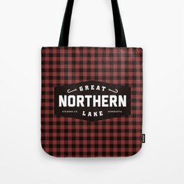 Great Northern Lake Tote Bag