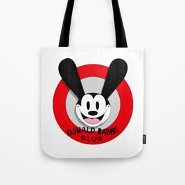 Oswald the Lucky Rabbit Club Tote Bag
