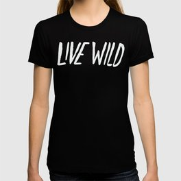 Live Wild x North Cascades National Park T-shirt