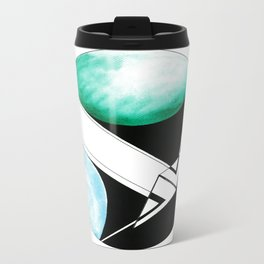 Lunar vision Metal Travel Mug