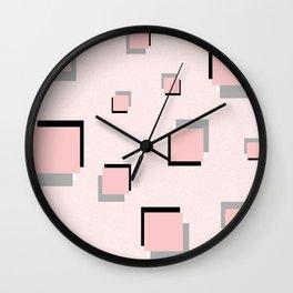 Suspense Wall Clock