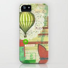 express balloon iPhone Case