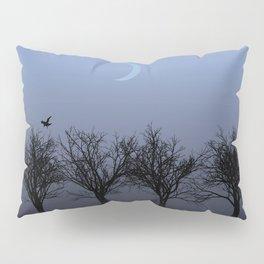 4 Trees Pillow Sham