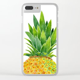 Piña Clear iPhone Case