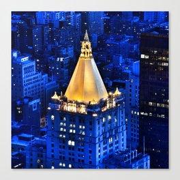 New York Life Building Canvas Print