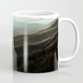 North Georgia Mountains 4 Coffee Mug