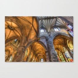 St Giles Cathedral Edinburgh Canvas Print