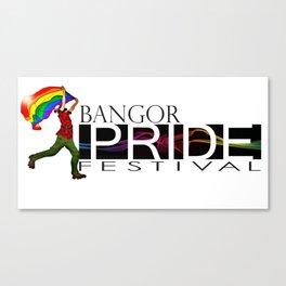 Bangor PRIDE Festival 2013  Canvas Print