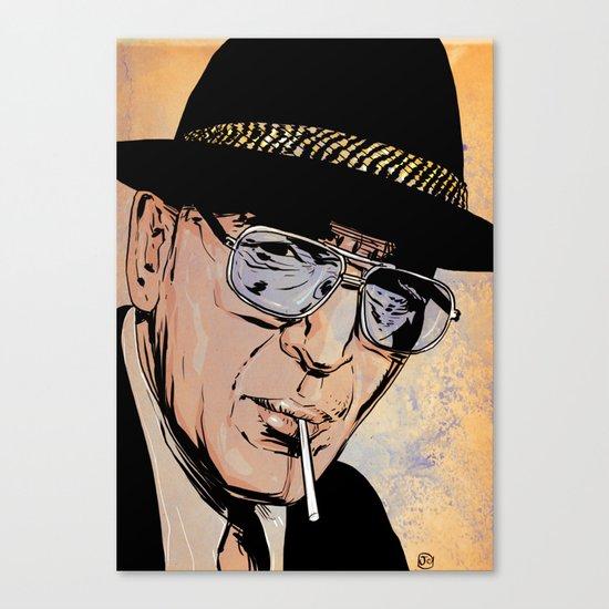 Kojak Canvas Print