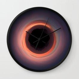 Between Heaven and Earth 3 Wall Clock