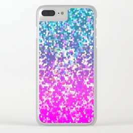 Glitter Graphic G231 Clear iPhone Case