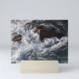 Uncontrolled Mini Art Print