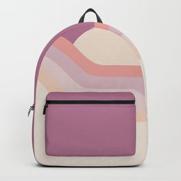 Lilac Rainbow Dipper Backpack