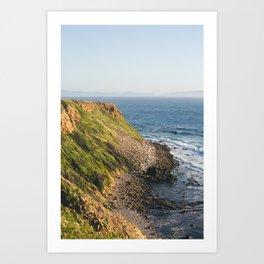 Point Vicente - California Coast Art Print
