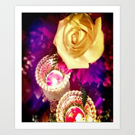 Enchanted & Wonderstruck Art Print