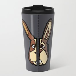 Old & New Peppy Hare Travel Mug