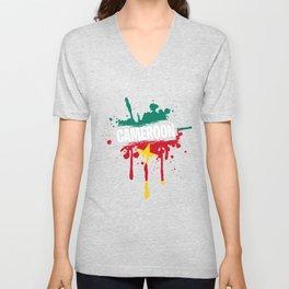 Good Cameroon T Shirt Men Unisex V-Neck