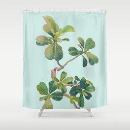 Tropic Shower Curtain