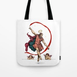 The dance of eternity Tote Bag