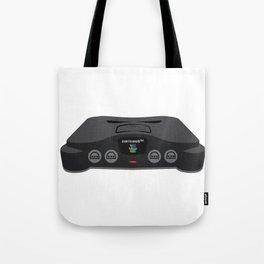 Nintendo 64 Tote Bag