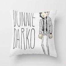 Donnie Throw Pillow