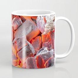 Burning Coals Coffee Mug