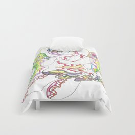 Life Model 2  Comforters