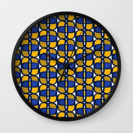 Rounded cube Wall Clock