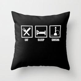 Shisha Throw Pillow