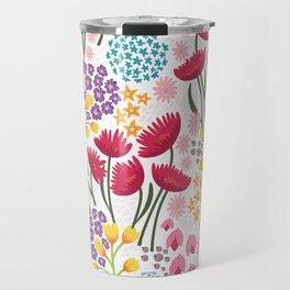Spring blooms Travel Mug