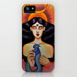Chatting with the Ego iPhone Case