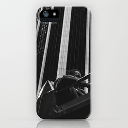 Hop on Hop off iPhone Case