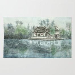 Ancient China Rug
