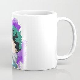 My Hero Academia Minimalist (Midoriya/Deku) Coffee Mug