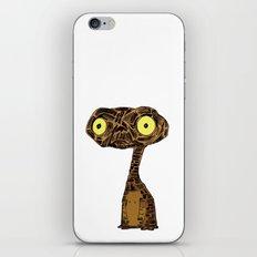 Grumpy E.T. iPhone & iPod Skin