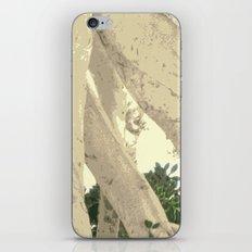 TWIGGY PICKING UP LEAVES LOL iPhone & iPod Skin