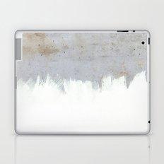 Painting on Raw Concrete Laptop & iPad Skin