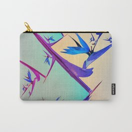 Impossible Floral Paradise 1 Carry-All Pouch