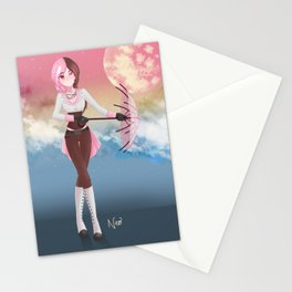 Neo - RWBY Stationery Cards